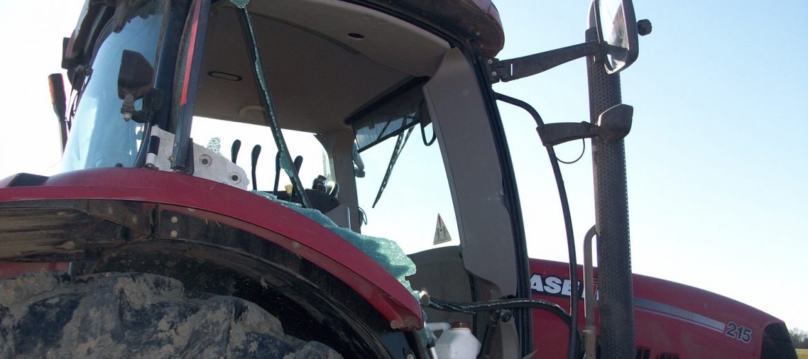 Tractor Rear Window Protection : Tractor guard archives us farm innovations